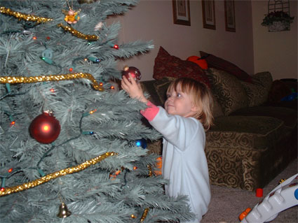 Adrianna and the Christmas Tree