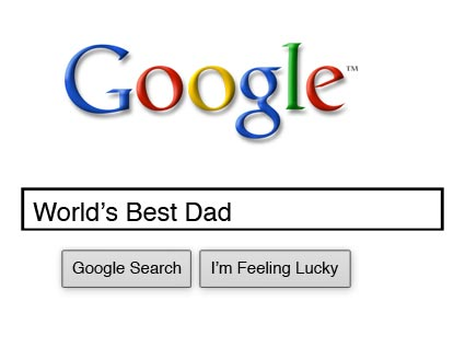 Fathers Day Card Idea