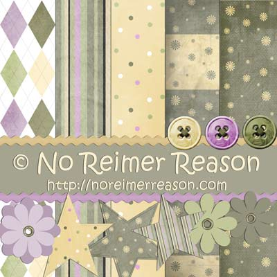 No Reimer Reason - Kit 1 - Click to be taken to download page