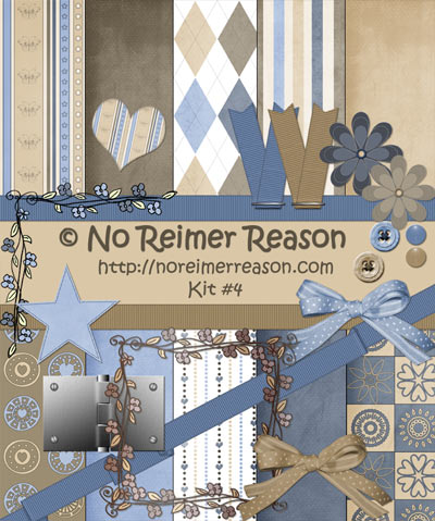No Reimer Reason - Kit 4 - Click to be taken to download page