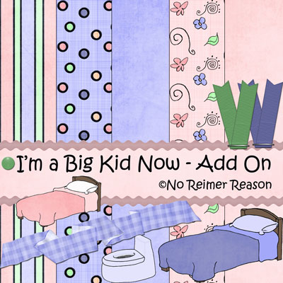 No Reimer Reason - Kit 5 Add On - Click to be taken to download page