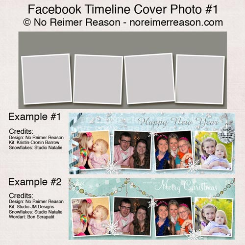 Facebook Timeline Cover Template Free Download