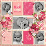 Scrapbook Layout by Biancka at Scrapbook.com